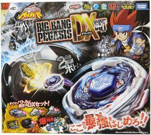 Big bang pegasus dx set