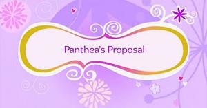 Panthea's Proposal