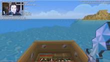 Crossing sea
