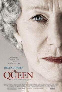 Thequeen poster