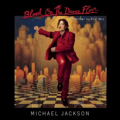 Michael Jackson - Blood on the Dance Floor cover-1-