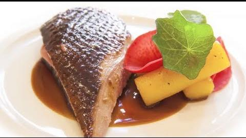 Two Michelin Star Restaurant Patrick Guilbaud Cooks Challans Duck, with Glazed Turnips recipe