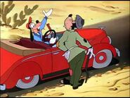 Goofy and hitchhiker
