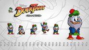 DuckTales Remastered -Glomgold