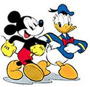 Mickey donald-2