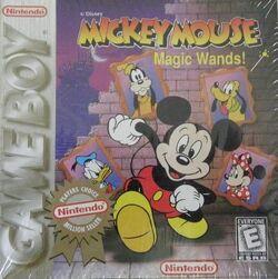 MickeyMouse MagicWands