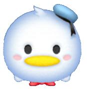 Donald Duck Tsum Tsum Game