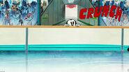 Mickey hockey arena