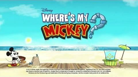 Where's My Mickey?/Gallery