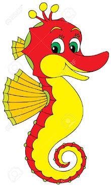 Ms Seahorse