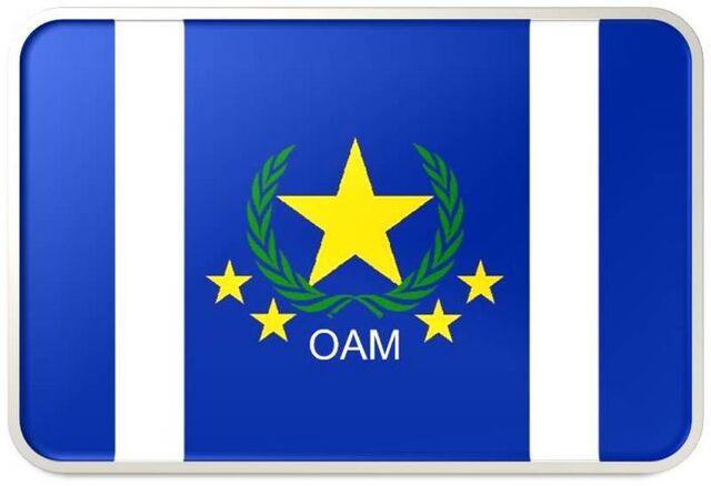 File:Small Flag of the OAM.jpg