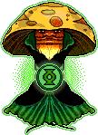 GreenLantern Amanita RichB