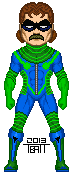 Micro kryptonite man by everydaybattman-d5upbyw