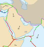 220px-Arabian Plate map-uni