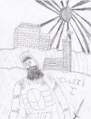 Clesti I portrait