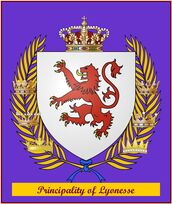 Coat of arms of the Principality of Lyonesse