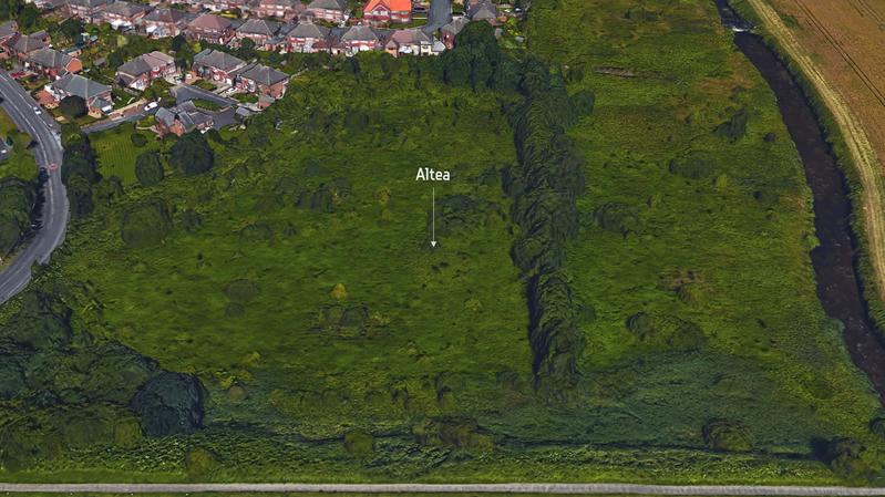 Altea Map