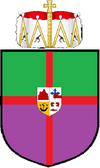 Polkburg Ducal Coat of Arms