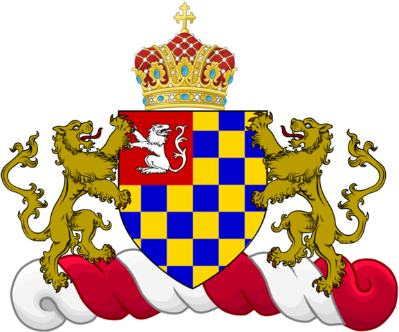 File:The flag of the queen of fikland.png