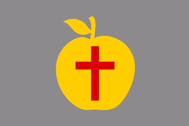 File:Chosenapplechildrenofgodflag.png