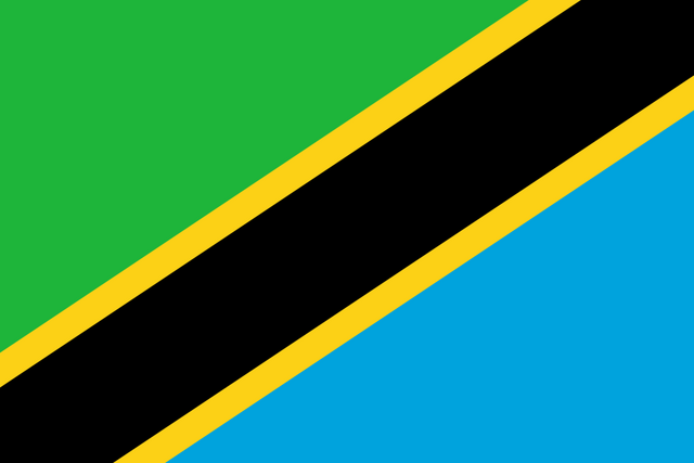 File:Flag of Tanzania.png