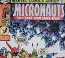 Micronauts, Vol. 1, No. 15