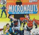 Micronauts, Vol. 1, No. 2