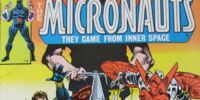 Micronauts, Vol. 1, No. 2