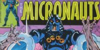 Micronauts, Vol. 1, No. 4