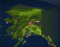 Early Warnings Map 1
