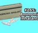 9x023 - Ammonia Inhalants