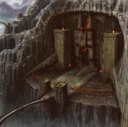 Ered Mithrin Dwatven Stronghold