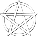 Supernatural Witch Pentagram