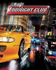 Midnight Club - Street Racing Coverart