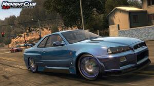 MCLA Nissan Skyline1