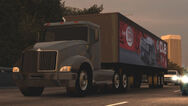 MCLA International 9100 Tractor Trailer