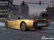 MC3 DUB Edition Saleen S7