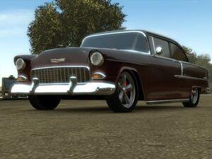 MCLA Chevrolet Bel Air