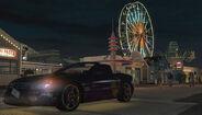 MCLA Santa Monica Pier at Night 2
