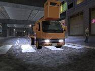 MC2 Mitsubishi Canter Repair Truck