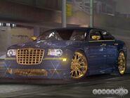 MC3 DUB Edition Modified Chrysler 300C
