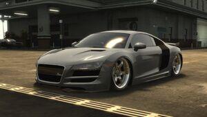 MCLA Audi R8
