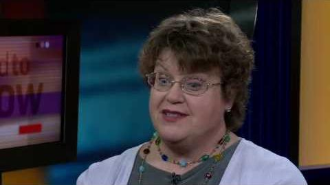 """NEED TO KNOW A chat with Charlaine Harris, author behind """"True Blood"""" PBS"""