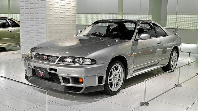 File:800px-Nissan Skyline R33 GT-R 001.jpg