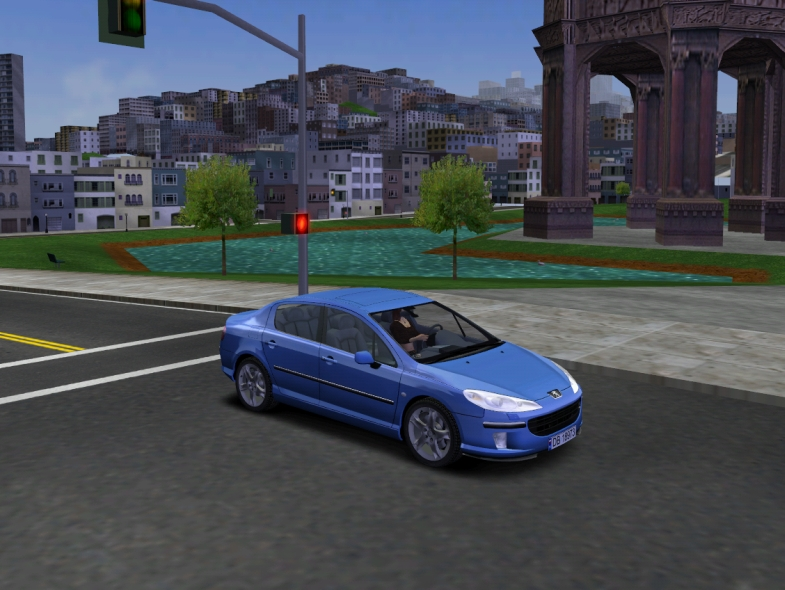 Peugeot 407 Midtown Madness 2 Wiki Fandom Powered By Wikia