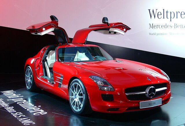 File:800px-Mercedes-Benz SLS AMG IAA 2009.jpg
