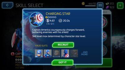 Charging Star