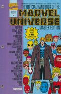 Official Handbook of the Marvel Universe Master Edition Vol 1 24