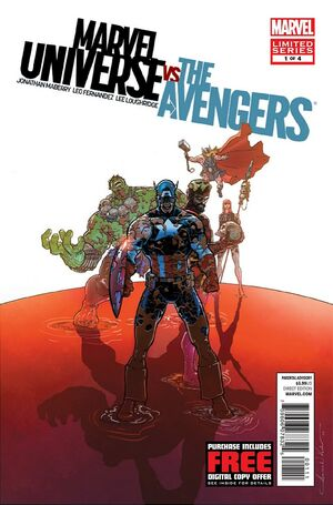 Marvel Universe vs. The Avengers Vol 1 1
