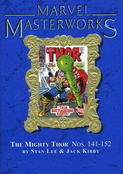 Marvel Masterworks Thor Vol 1 6